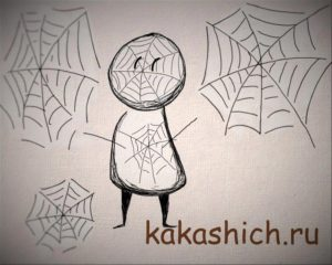 человек паук какает, пукает и писает